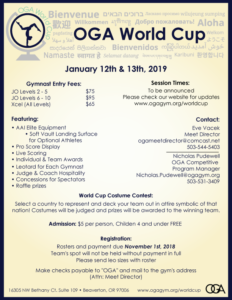 OGA World Cup