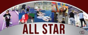 Adaptive Gymnastics