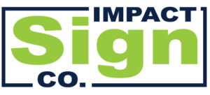 Impact Sign