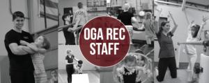 OGA Recreational Staff