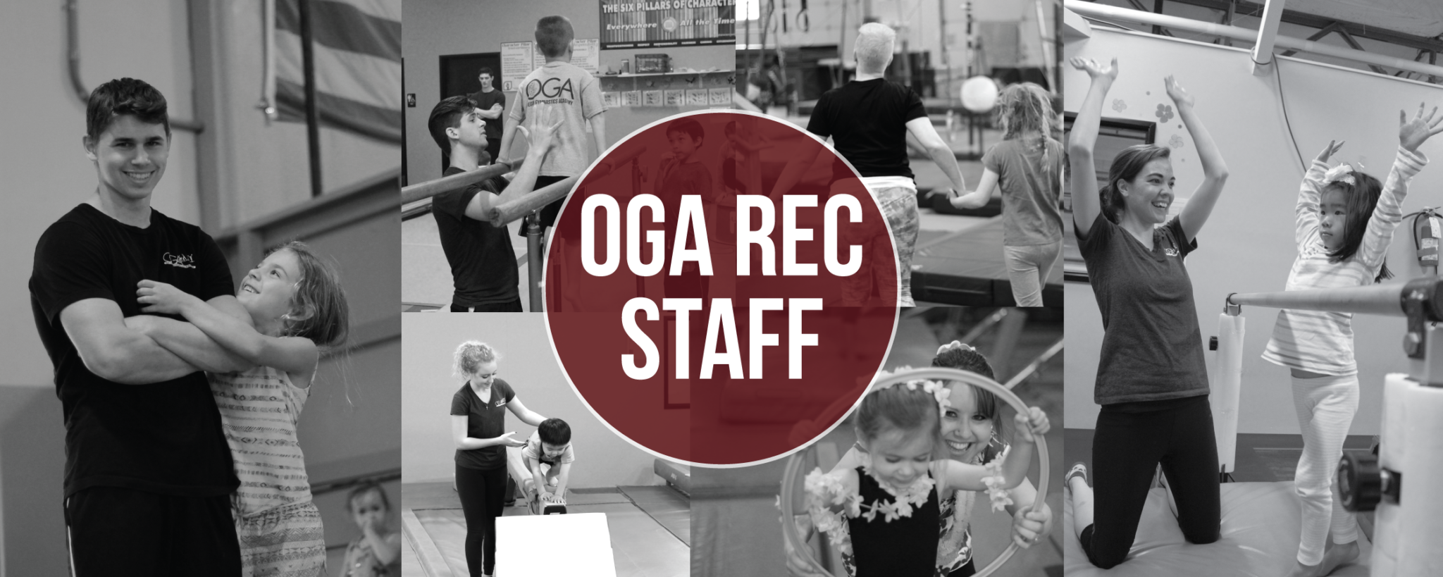 OGA Recreational Staff