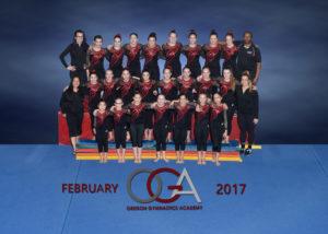 OGA Girls Team