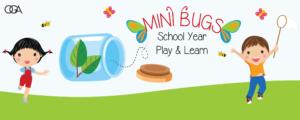 Mini Bugs School Year Play and Learn